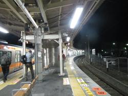 JR青梅線「奥多摩」駅