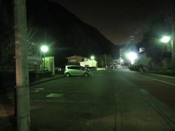 町営氷川駐車場