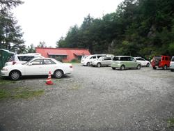赤岳山荘有料駐車場
