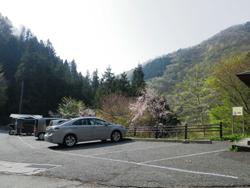 両神山無料第一駐車場