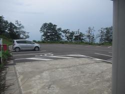 枝折峠駐車場