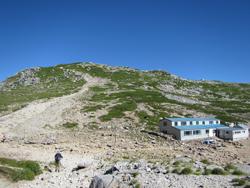 駒ヶ岳頂上山荘