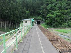 越前下山駅