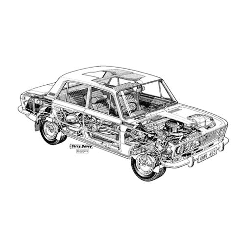 100 Pics Classic Cars 13 level answer: FIAT PANDA