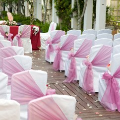 Chair Covers With Pink Bows Upholstered Chairs Target Chaircovers