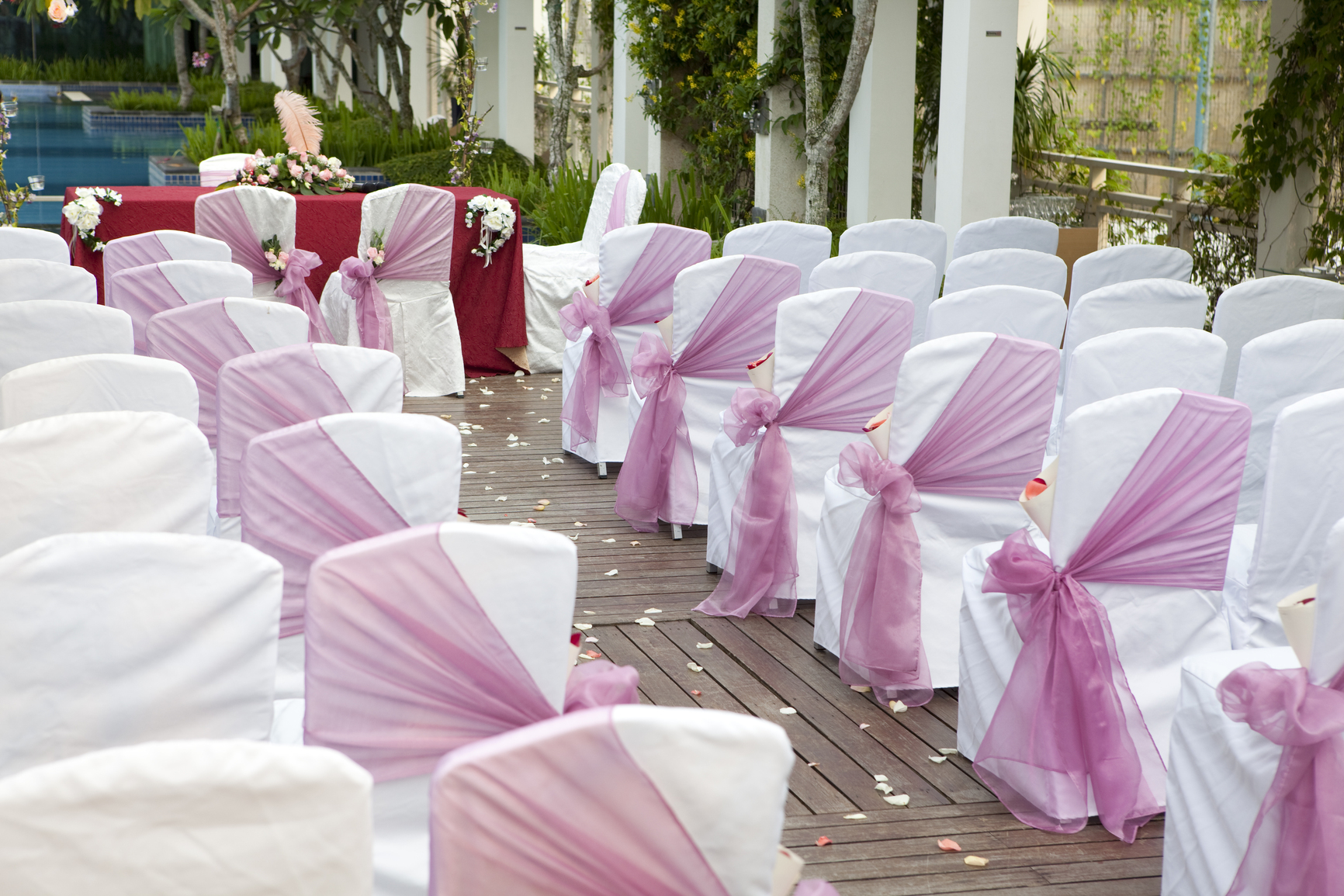 Chair Bows Chaircovers