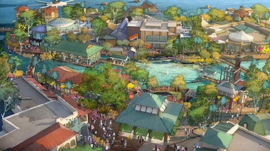 New stores coming to Disney Springs https://1000000peoplewholovedisney.wordpress.com/2015/05/22/new-stores-coming-to-disney-springs/
