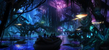 Pandora – The World of Avatar ~ Na'vi River Journey https://1000000peoplewholovedisney.wordpress.com/2016/01/28/pandora-the-world-of-avatar-navi-river-journey/