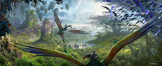 New Avatar Land Details – Animal Kingdom https://1000000peoplewholovedisney.wordpress.com/2015/09/16/new-avatar-land-details-animal-kingdom/