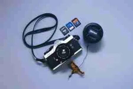 Fundamental Digital Camera Features (A) 1
