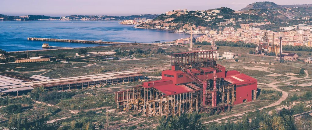 Landscape photography with 50mm lens, Napoli, abandoned, archeology, architecture, area, bagnoli, campania, disaster, enviromental, environment, ex, factory, ilva, industrial, island, italsider, italy, landscape, naples, nature, near, place, pozzuoli, siderurgic, technology