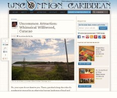'Uncommon Caribbean' featuring #861. Williwood on 1/31/2013.