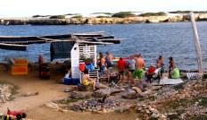 Boca di St. Joris La Ola BBQ 2