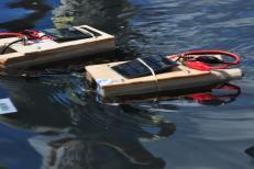 Solar Panel Boats_Heineken Regatta 4