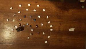 1000Butterflies.ca - crystal grid massage