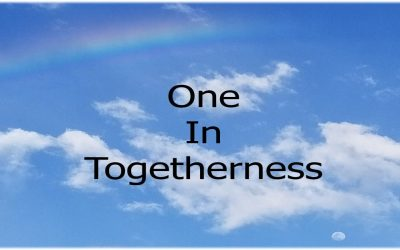 Let's come together on one cause right now