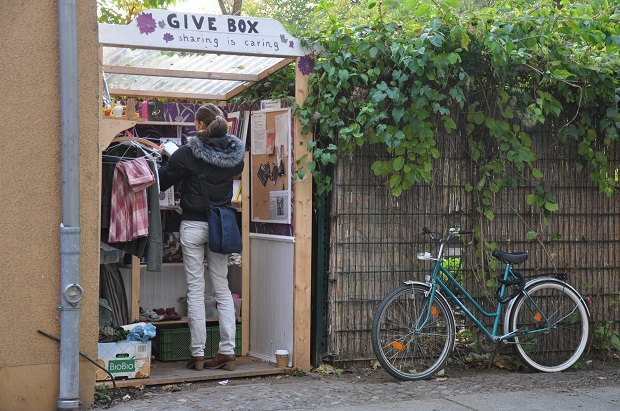givebox bruxelles centre