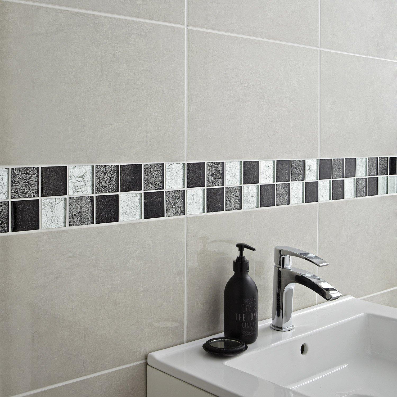 salle de bain et carrelage en mosaique