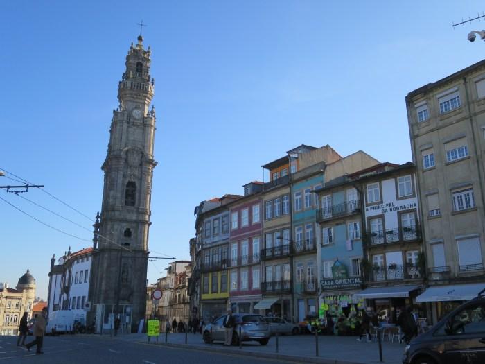 Porto Torre dos Clerigos