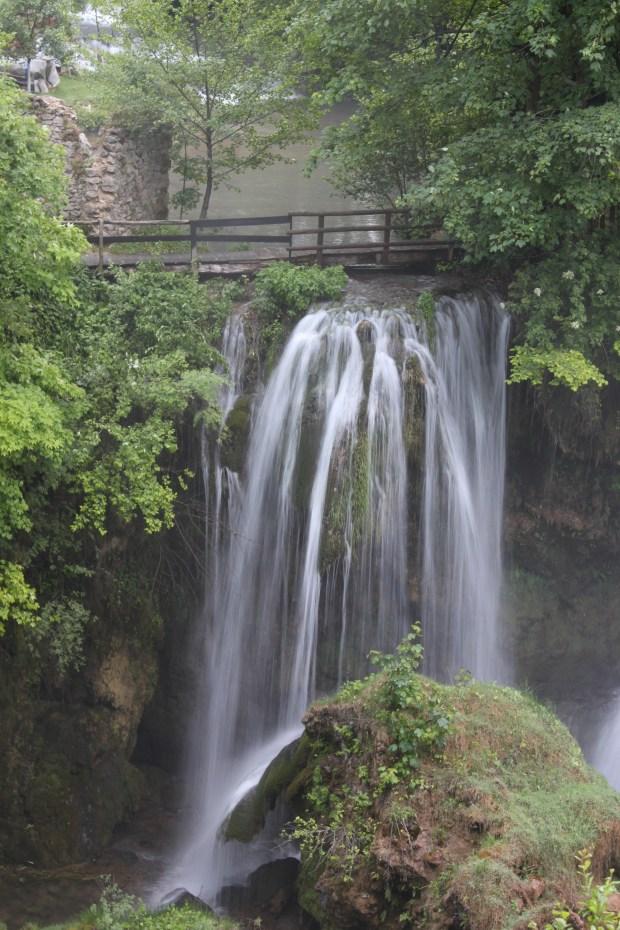 waterfall Croatia