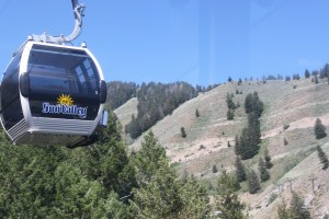 Get the full Sun Valley view from the Gondola for only $15 a person.