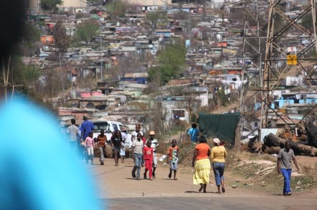Soweto Johanesburg