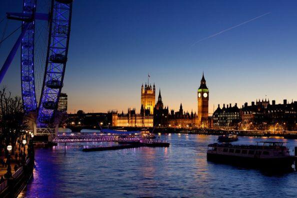 Ferris Wheel London