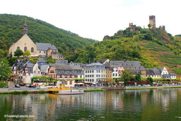 Mosel River Valley, Germany
