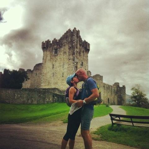 kiss castle