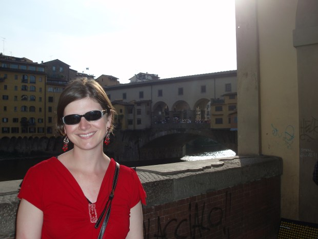 The less than impressive Ponte Vecchio.