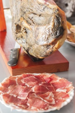 Prosciutto, the king of meats.