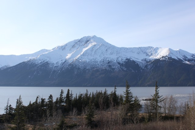 Beautiful Alaska Mountians