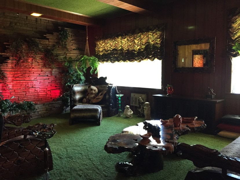Elvis Jungle room