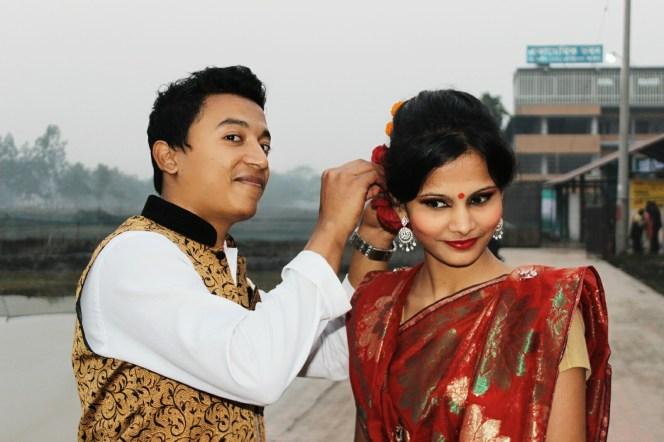 Happy Baha couple!