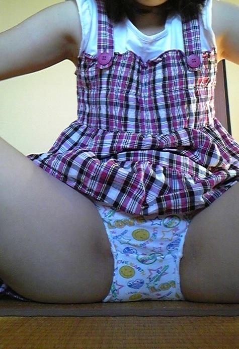 ลายกางเกงหวานๆ กางเกงในลายจุด กางเกงในลายสตอเบอรี่ ไม่ดูกูลบน่ะ ปั๊ดโธ่ 39