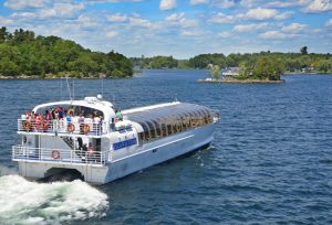 Our Ships 1000 Islands Cruises