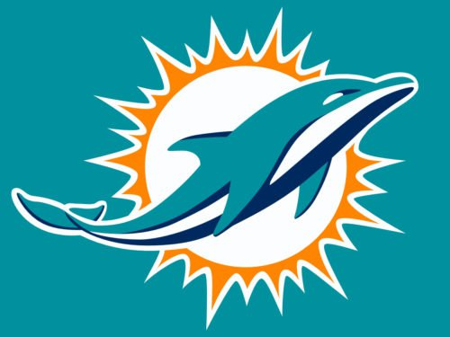 Meaning Miami Dolphins logo and symbol  history and evolution