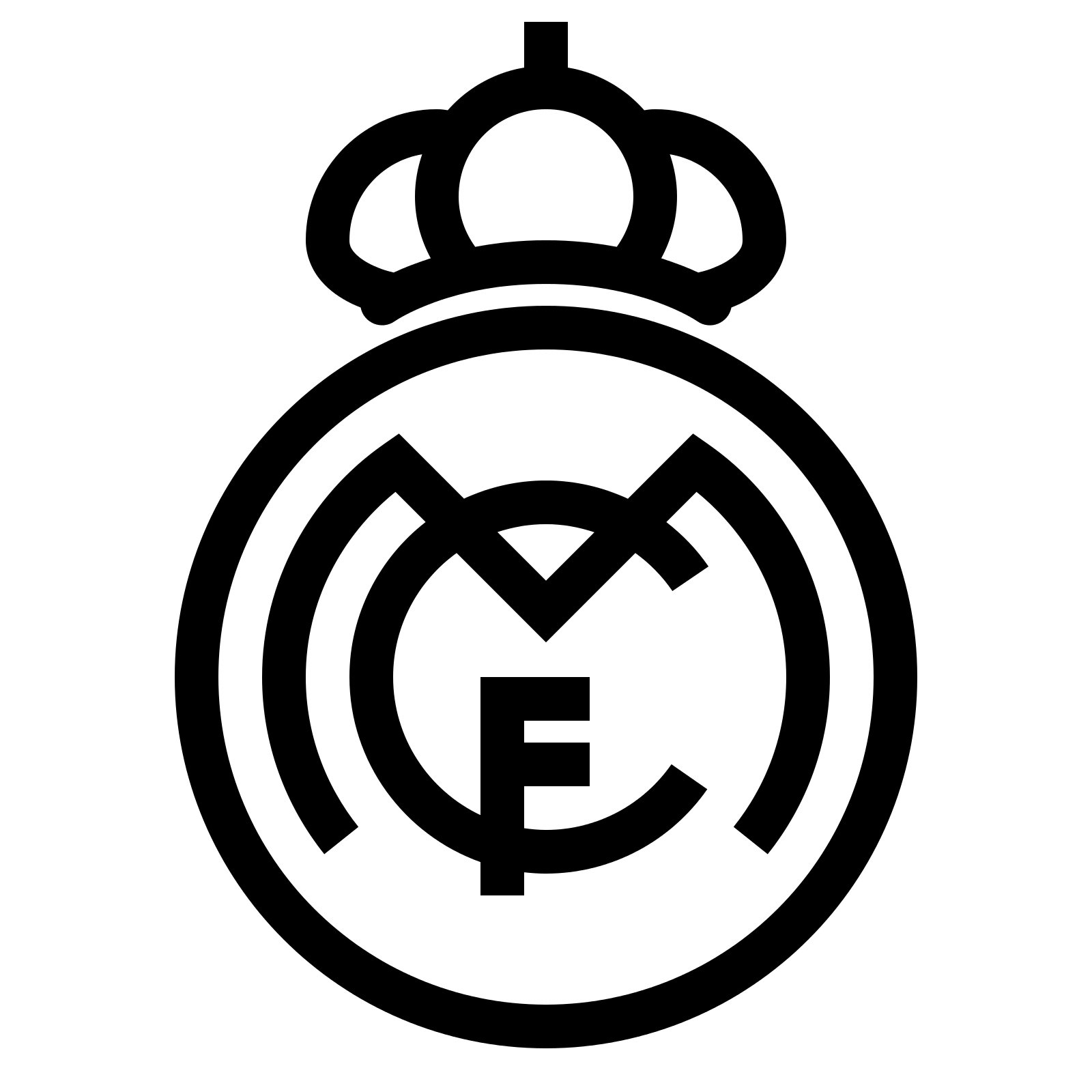 Real Madrid Logo, Real Madrid Symbol, Meaning, History and