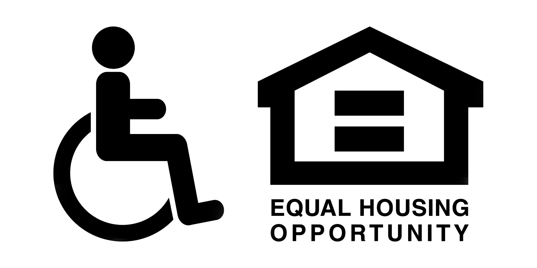 Meaning Equal Housing Logo And Symbol