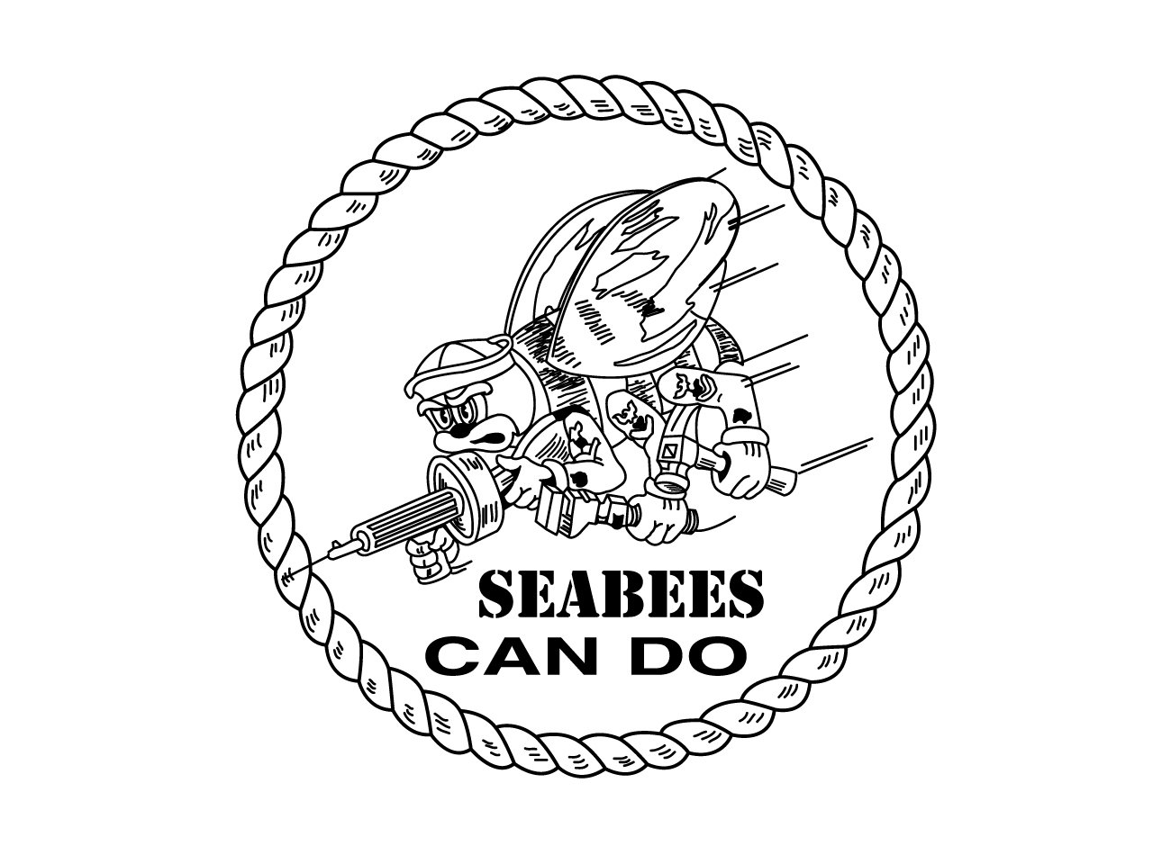 Seabee Clip Art Pictures To Pin