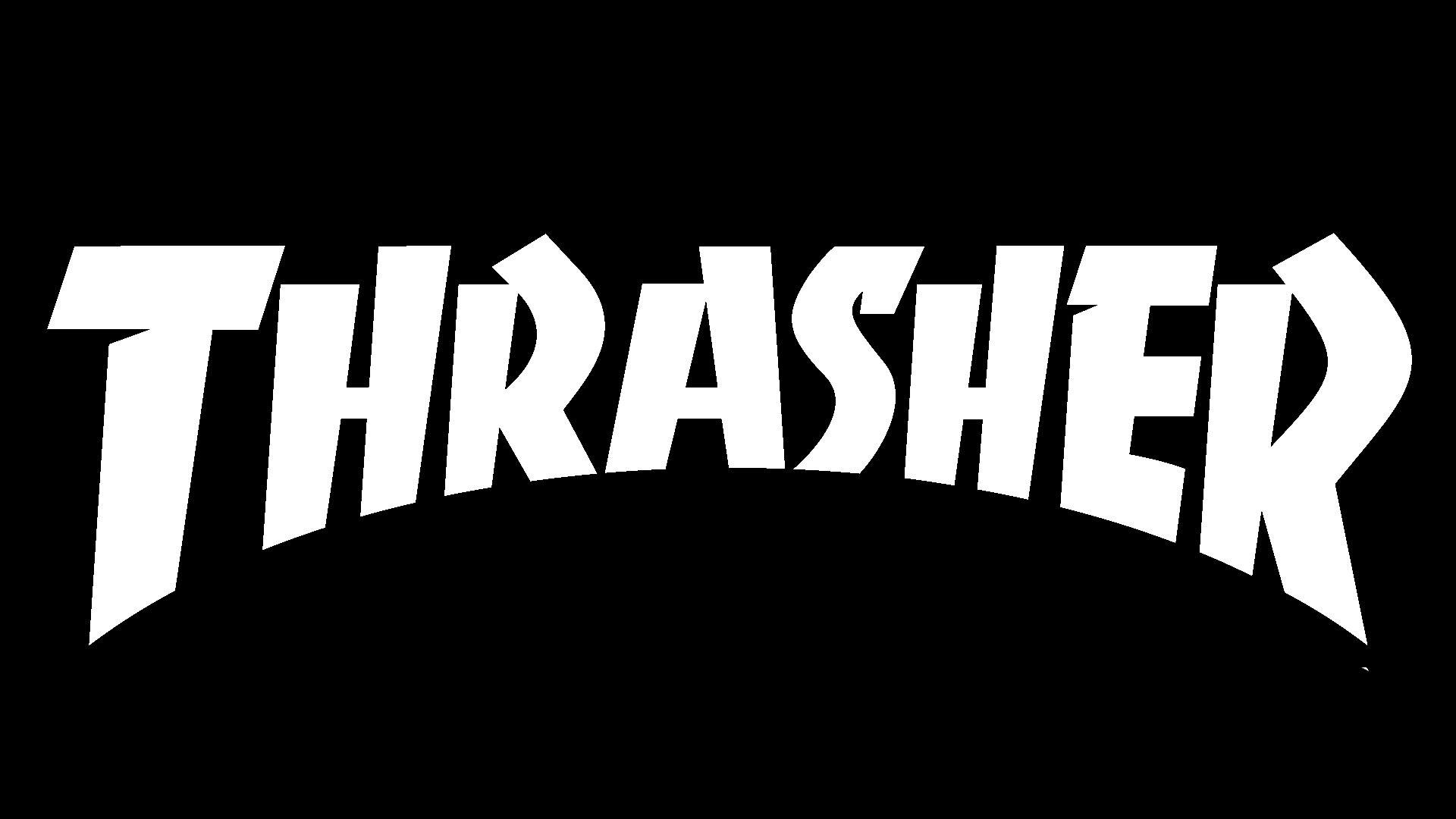 Meaning Thrasher logo and symbol  history and evolution
