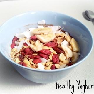 Healthy Yoghurt Bowl