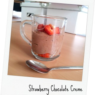 What I ate Wednesday #37 – When Cravings tell you to do different