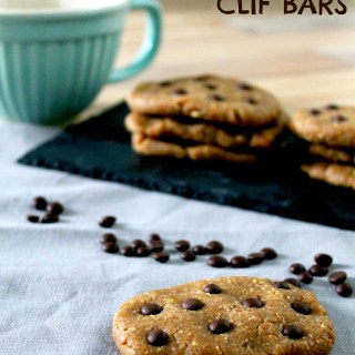 Homemade Clif Bar