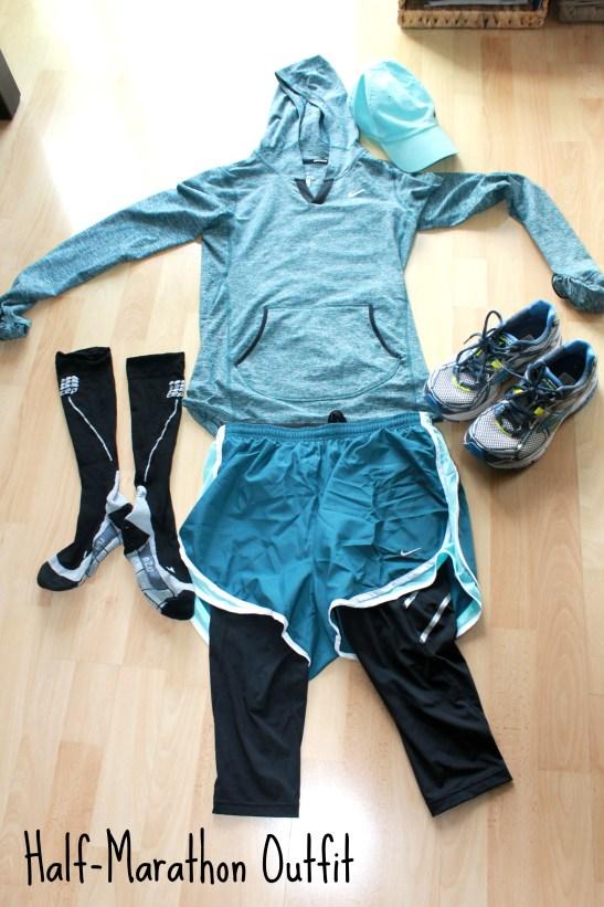 half marathon outfit