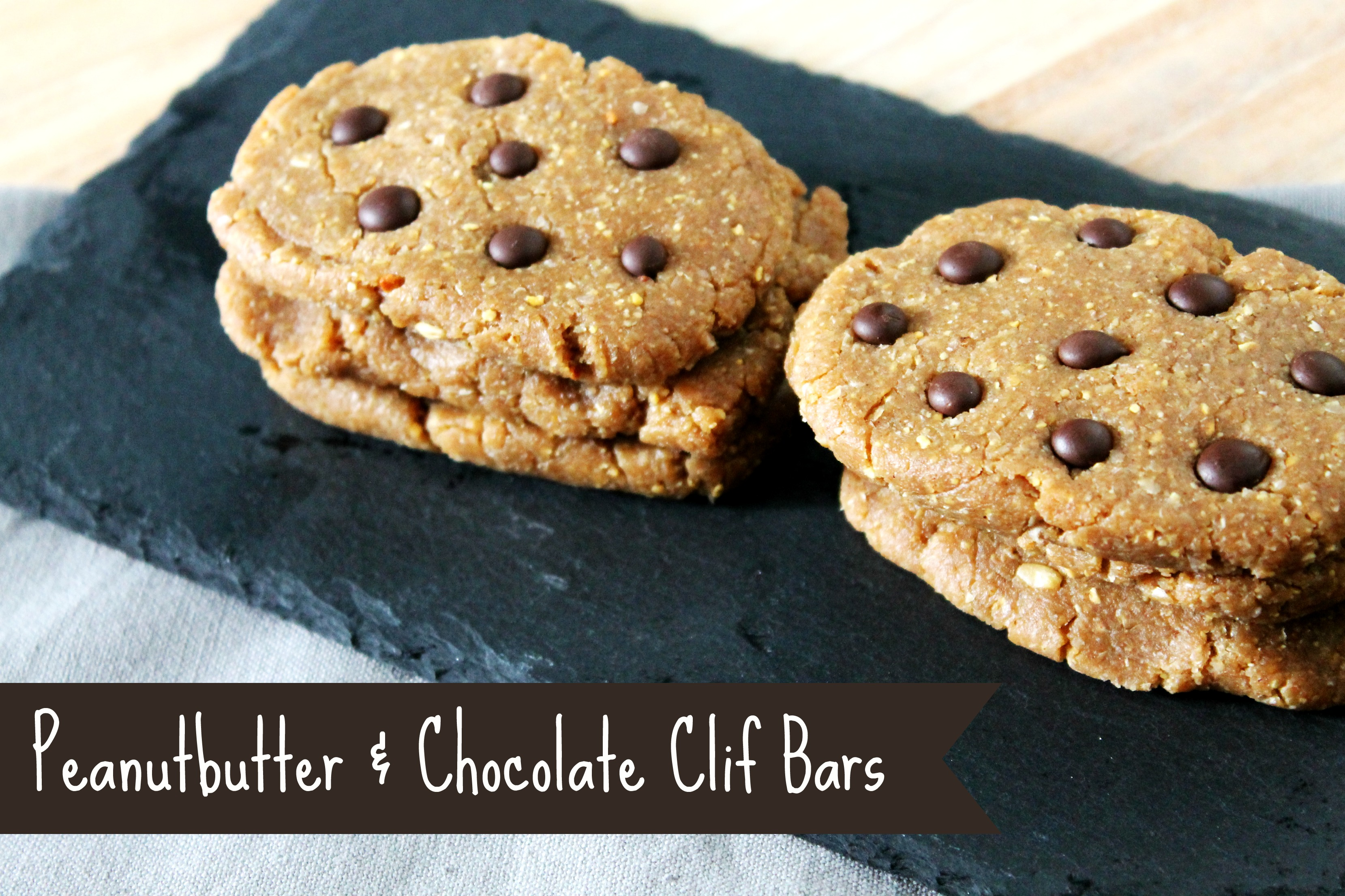 how to make homemade peanut butter clif bars