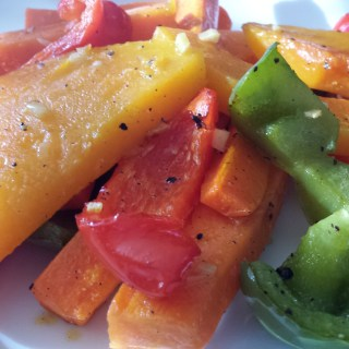 What I ate Wednesday #61 – Veggies and Work
