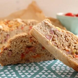 Soft Italian Flavored Bread