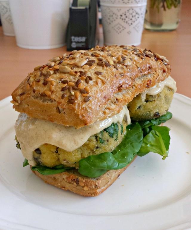 Parmesan Sandwich