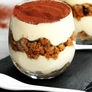 Rich and Creamy Leftover Tiramisu